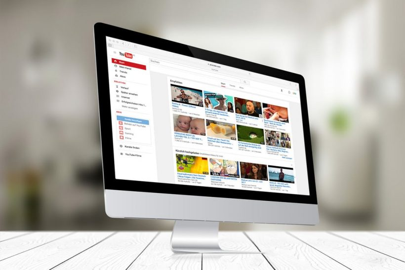 youtube desktop