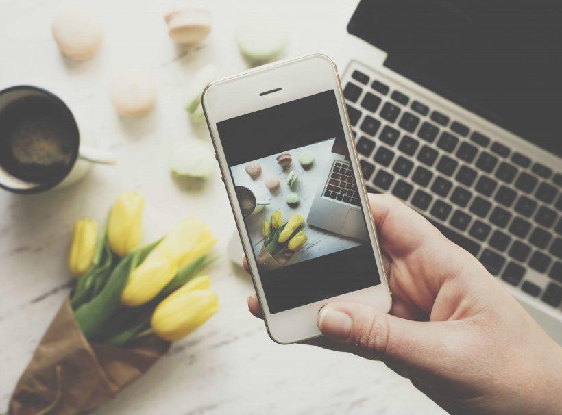 L'importance des photos pour l'image de marque sur Internet et la vente de produits