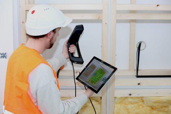 Le scanning laser : une technologie utile dans le domaine de la construction